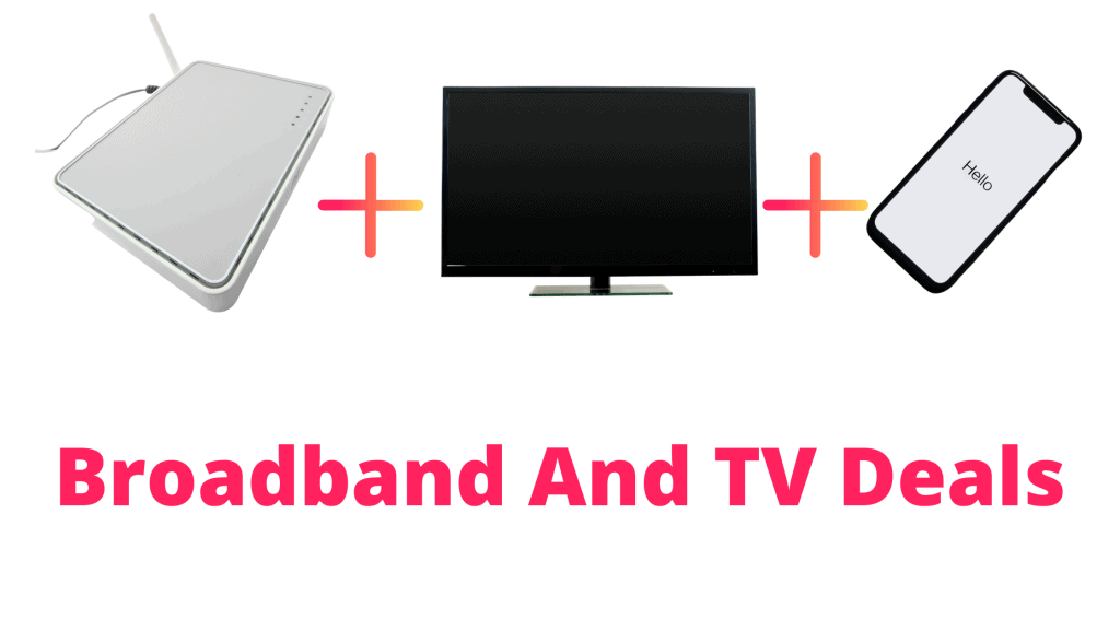 best broadband and tv deals august 2020