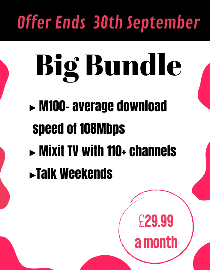 best broadband and tv deals
